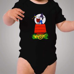 Snoopy Magic Potions Baby Onesie Bodysuit