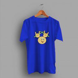 Soft Style Cute Cartoon Pound Graphic T Shirt
