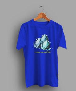 Space Amoeba Classic Yog Monster I Triple Yog Dare You T Shirt
