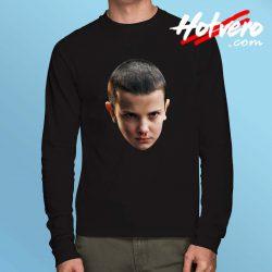 Stranger Things Eleven Long Sleeve T Shirt