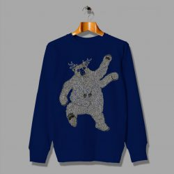 Stranger Things Monster Bear Cute Sweatshirt