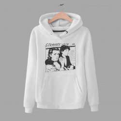 Stranger Things Sonic Youth Parody Hoodie