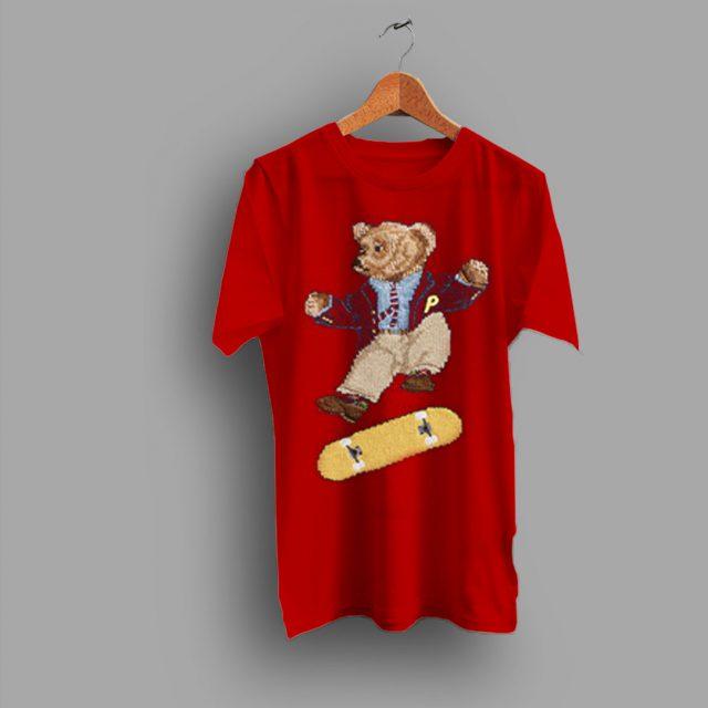 Street Style Palace Skateboards Collaboration T Shirt