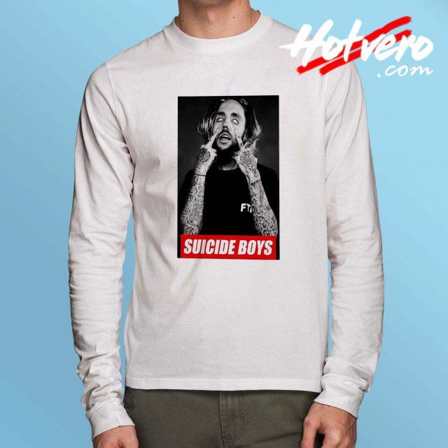 Suicide Boys Rapper Long Sleeve T Shirt