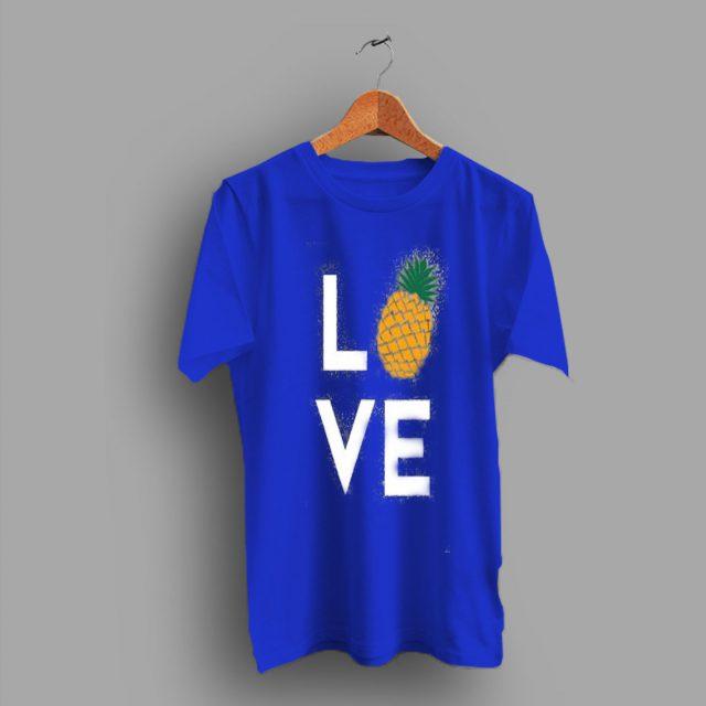 Summer Pineapple Love Cutie T Shirt