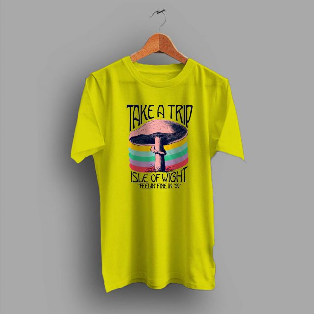 Take A Trip Isle Of Wight Summer T Shirt