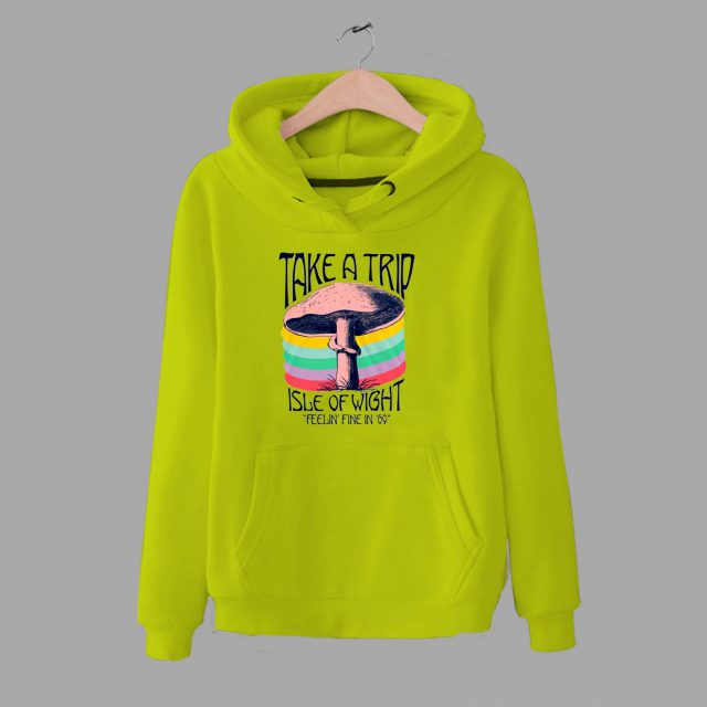 Take A Trip Isle Of Wight Unisex Hoodie