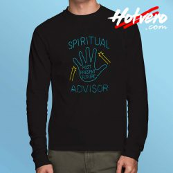 Tarot Spiritual Advisor Hand Long Sleeve T Shirt