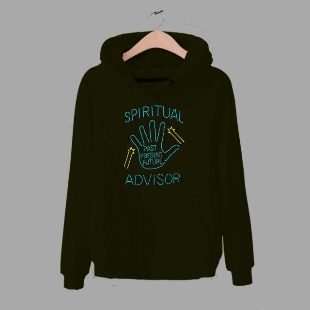 Tarot Spiritual Advisor Unisex Hoodie