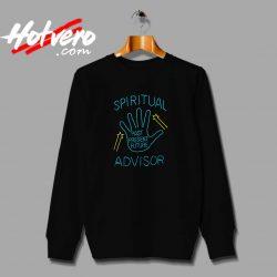 Tarot Spiritual Advisor Unisex Sweatshirt
