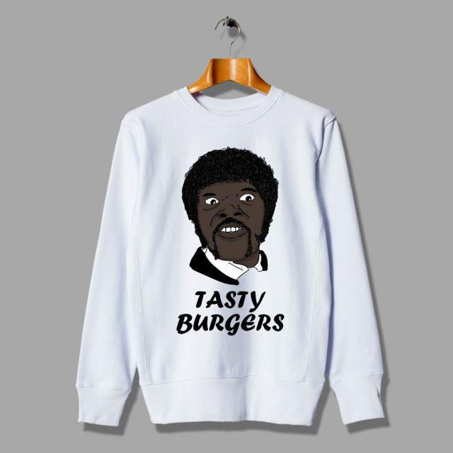 Tasty Burger Pulp Fiction Quentin Tarantino Unisex Sweatshirt