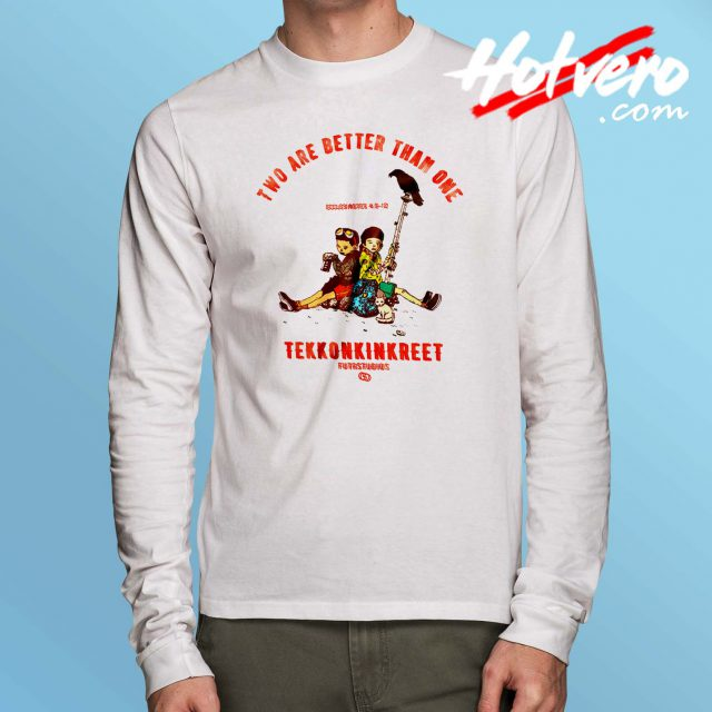 Tekkonkinkreet Anime Manga Long Sleeve Shirt