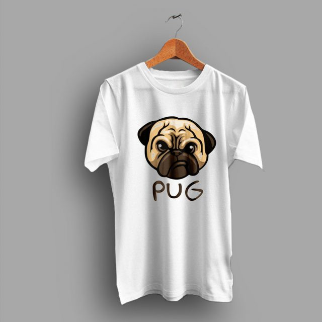 The Small But Solid Pug Cute T Shirt