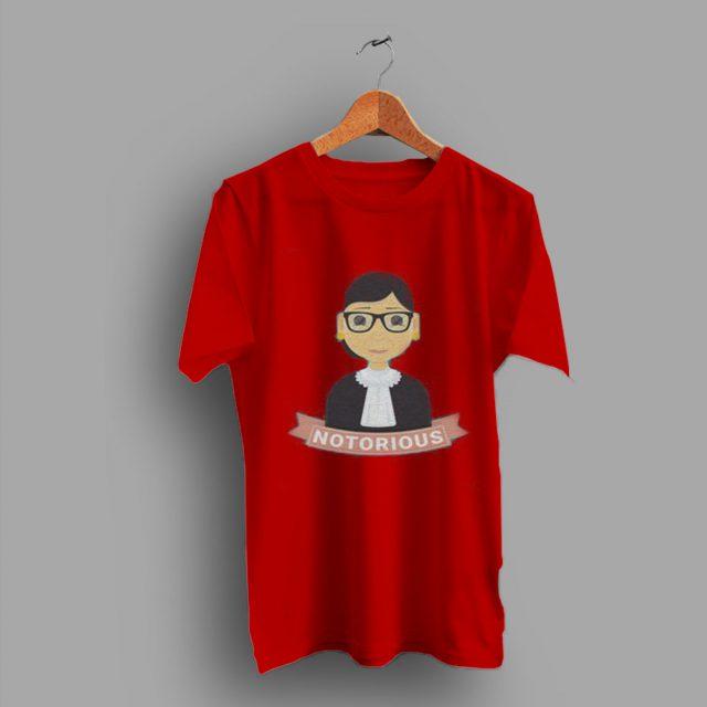 Times Of 80s Ruth Bader Ginsburg Notorious T Shirt
