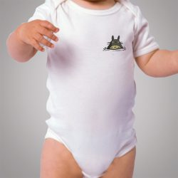 Tonari Totoro On Pocket Baby Onesie