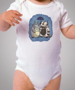 Totoro Appa Avatar Cute Baby Onesie