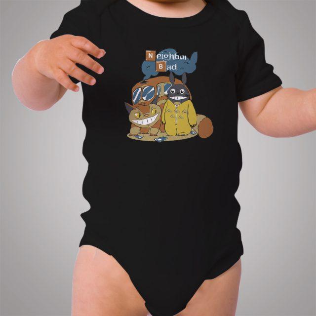 Totoro Neighbor Breaking Bad Baby Onesie