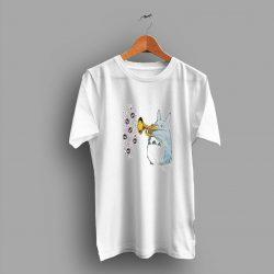 Totoro Studio Gibli Cute T Shirt
