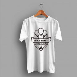Trendy Carl And Ellies Travel Co. Cute T Shirt