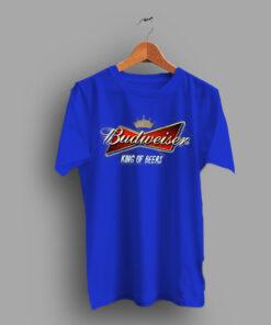 Unisex Budweiser Beer T Shirt
