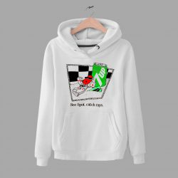 Vintage 7 Up See Spot Catch Rays Beach Hoodie