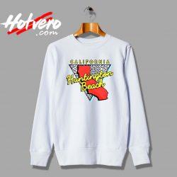 Vintage California Huntington Beach Sweatshirt