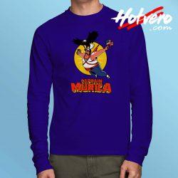 Vintage Captain Murica Long Sleeve Shirt