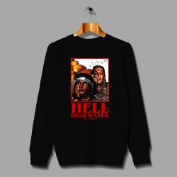 Vintage City Morgue Hip Hop Group Sweatshirt
