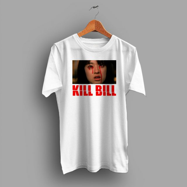 Vintage Movie Kill Bill Gogo Yubari Quentin Tarantino T Shirt