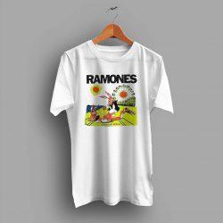 Vintage Ramones Rockaway Beach Summer T Shirt