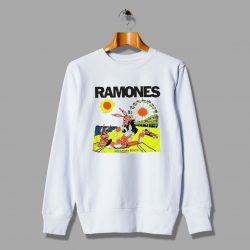 Vintage Ramones Rockaway Beach Sweatshirt