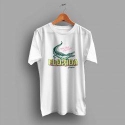 Vintage Sassy Florida Gator Summer T Shirt