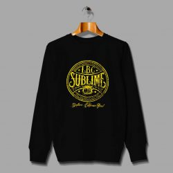 Vintage Sublime Long Beach Cali Sweatshirt