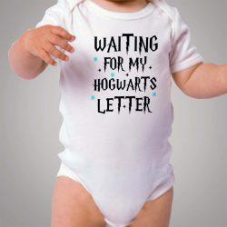 Waiting For My Hogwarts Letter Baby Onesie Bodysuit