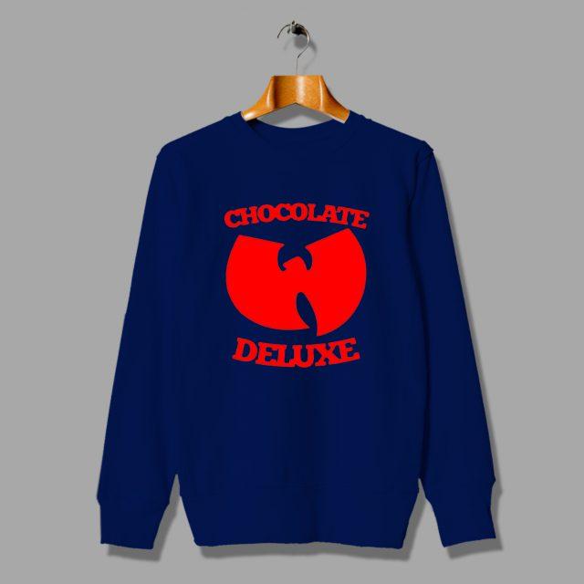 Wu Tang Clan Chocolate Deluxe Vintage Sweatshirt