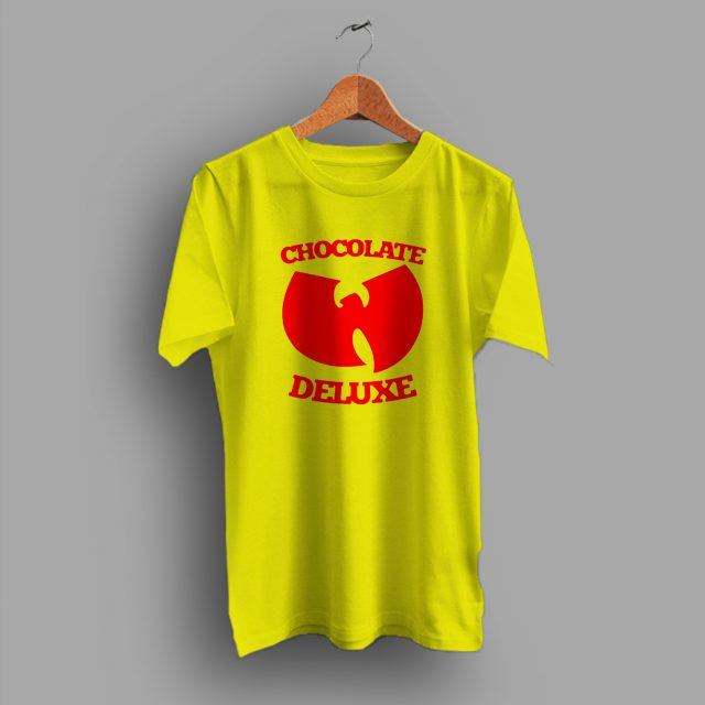Wu Tang Clan Chocolate Deluxe Vintage T Shirt