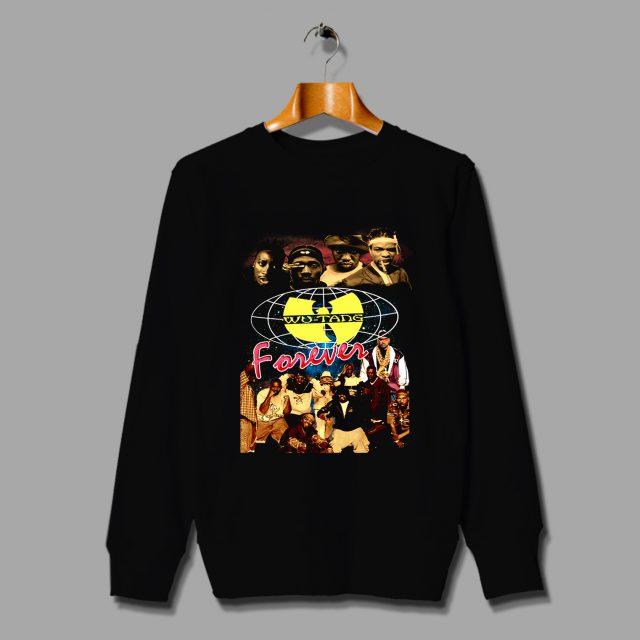 Wu Tang Clan Forever Till Die Legend Sweatshirt