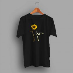 You Are My Sunshine Sunflower Summer T Shirt