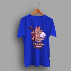 This Rockin Western Cowboy Love Country Music Concert T Shirt