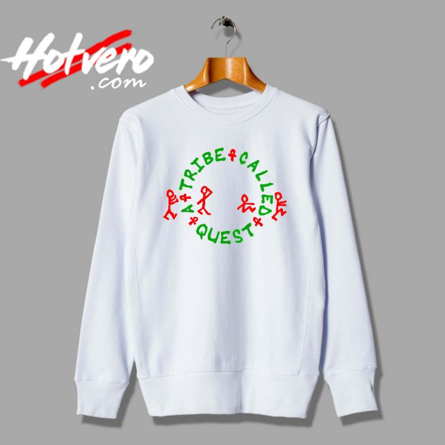 A Tribe Called Quest 90s Hip Hop Custom Sweatshirt