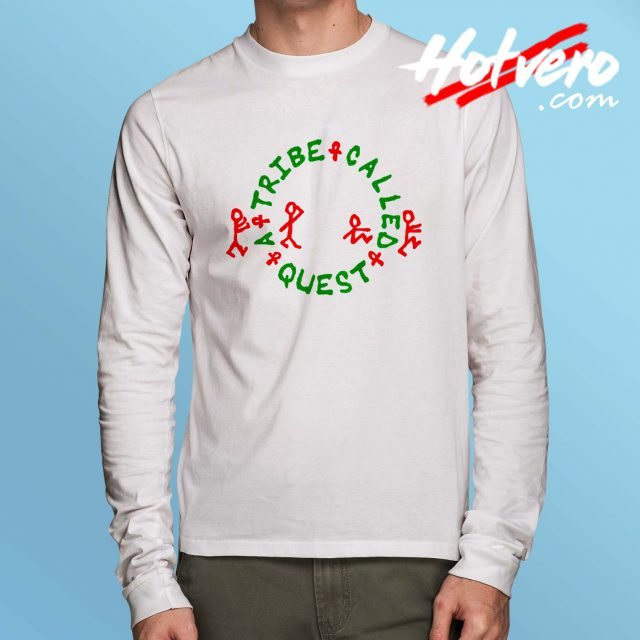 A Tribe Called Quest 90s Hip Hop Long Sleeve T Shirt