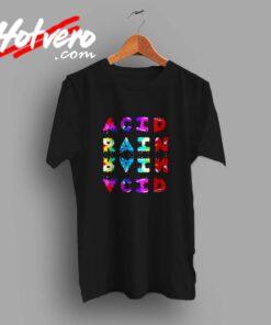 Acid Rain Chance The Rapper Custom T Shirt
