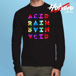 Acid Rain Chance The Rapper Long Sleeve T Shirt