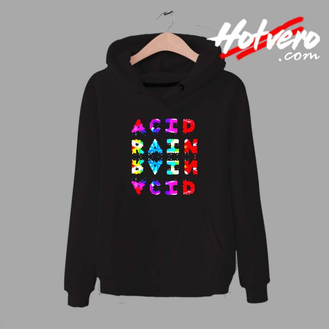 Acid Rain Chance The Rapper Unisex Hoodie