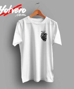Anatomical Heart Custom T Shirt