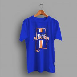 Auburn Tigers Vintage College T Shirt