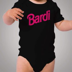 Bardi Cardi B Baby Onesie