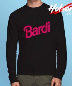 Bardi Cardi B Outfits Long Sleeve T Shirt