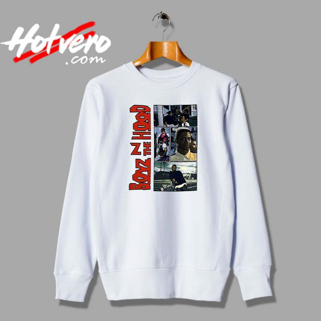 Boyz N The Hood Movie Scenes Custom Sweatshirt