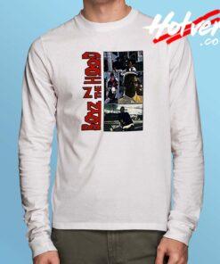 Boyz N The Hood Movie Scenes Long Sleeve T Shirt